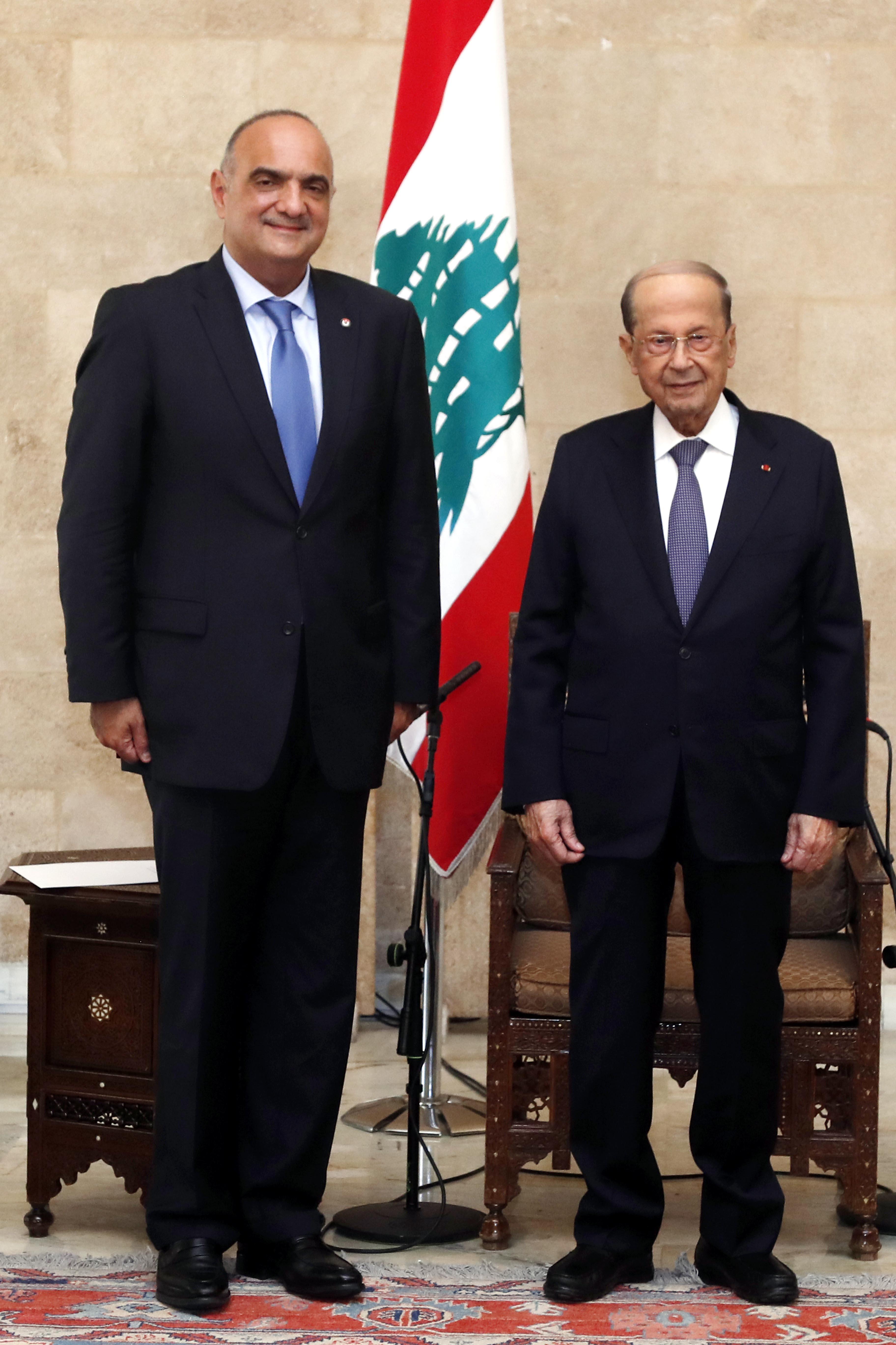 Jordanian PM Bisher Al Khasawneh 03
