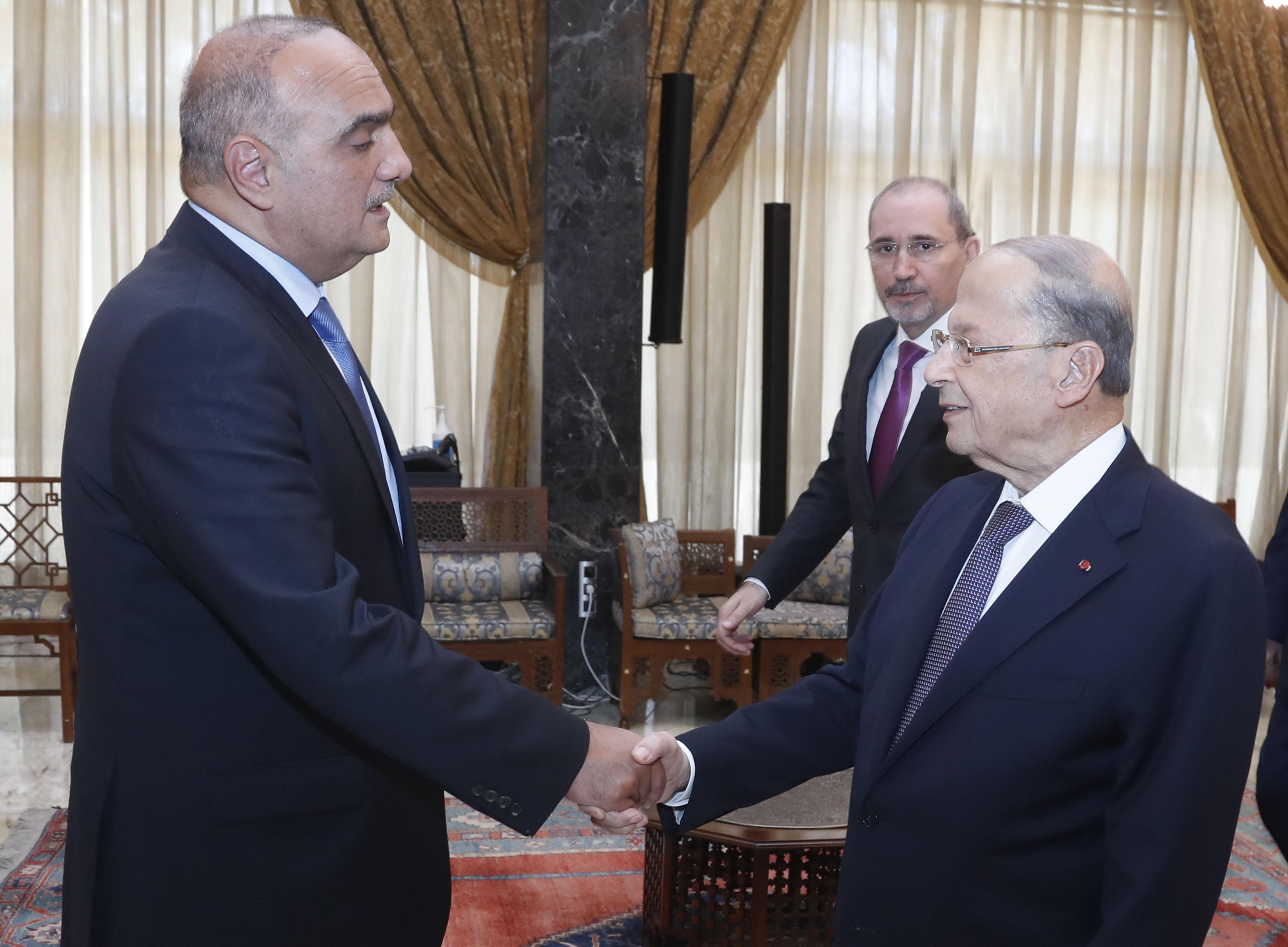 Jordanian PM Bisher Al Khasawneh 05