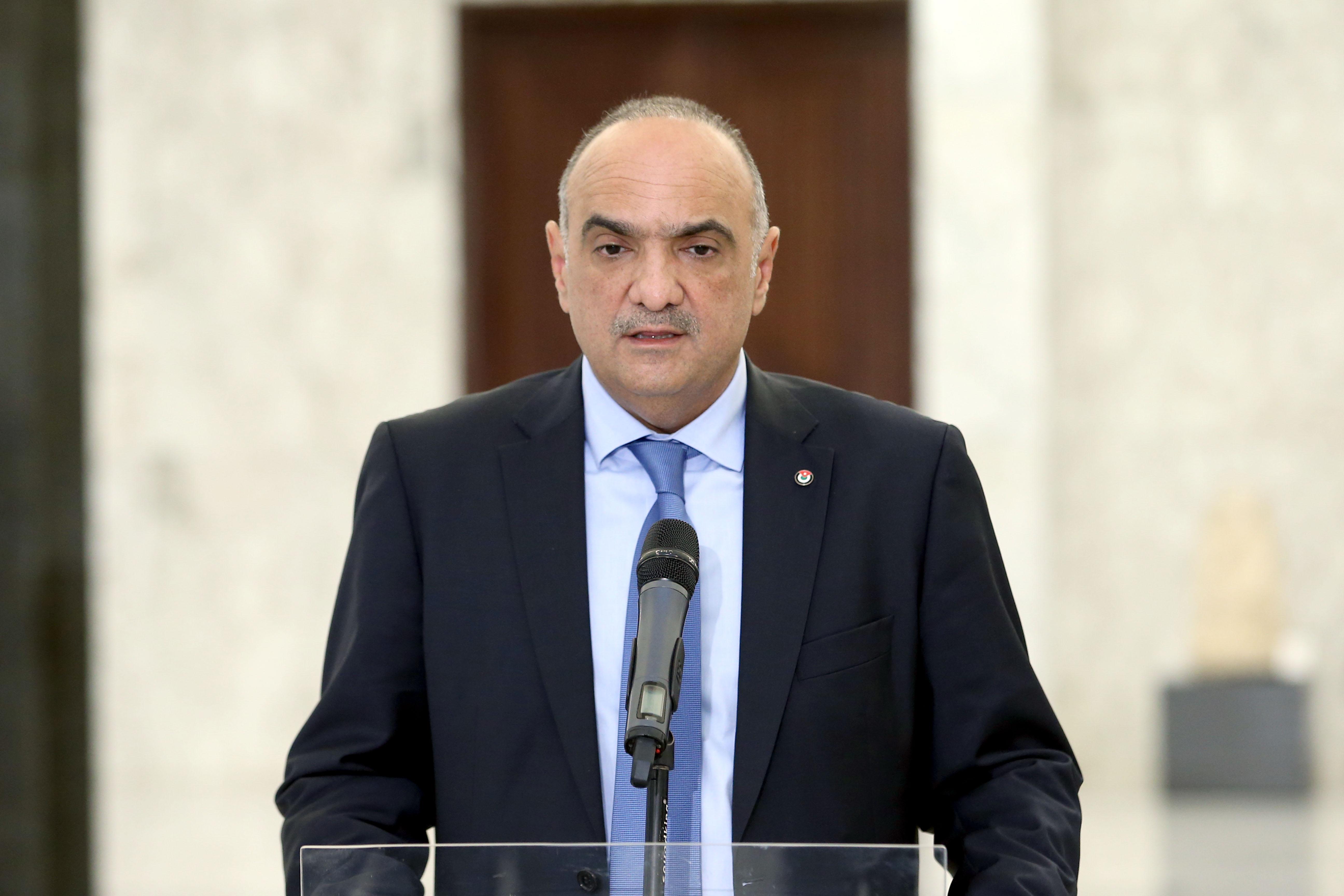 Jordanian PM Bisher Al Khasawneh 07