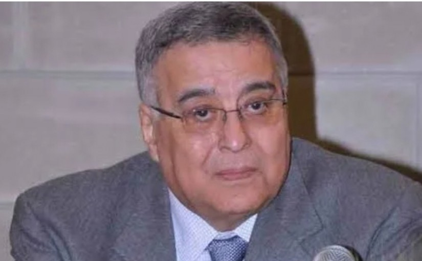 Minister of Foreign Affairs Mr Abdullah Habib