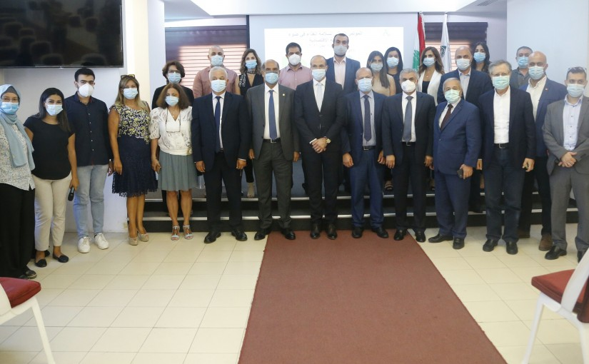 Minister Hassan Hamad meets a Delegation from Food Safety