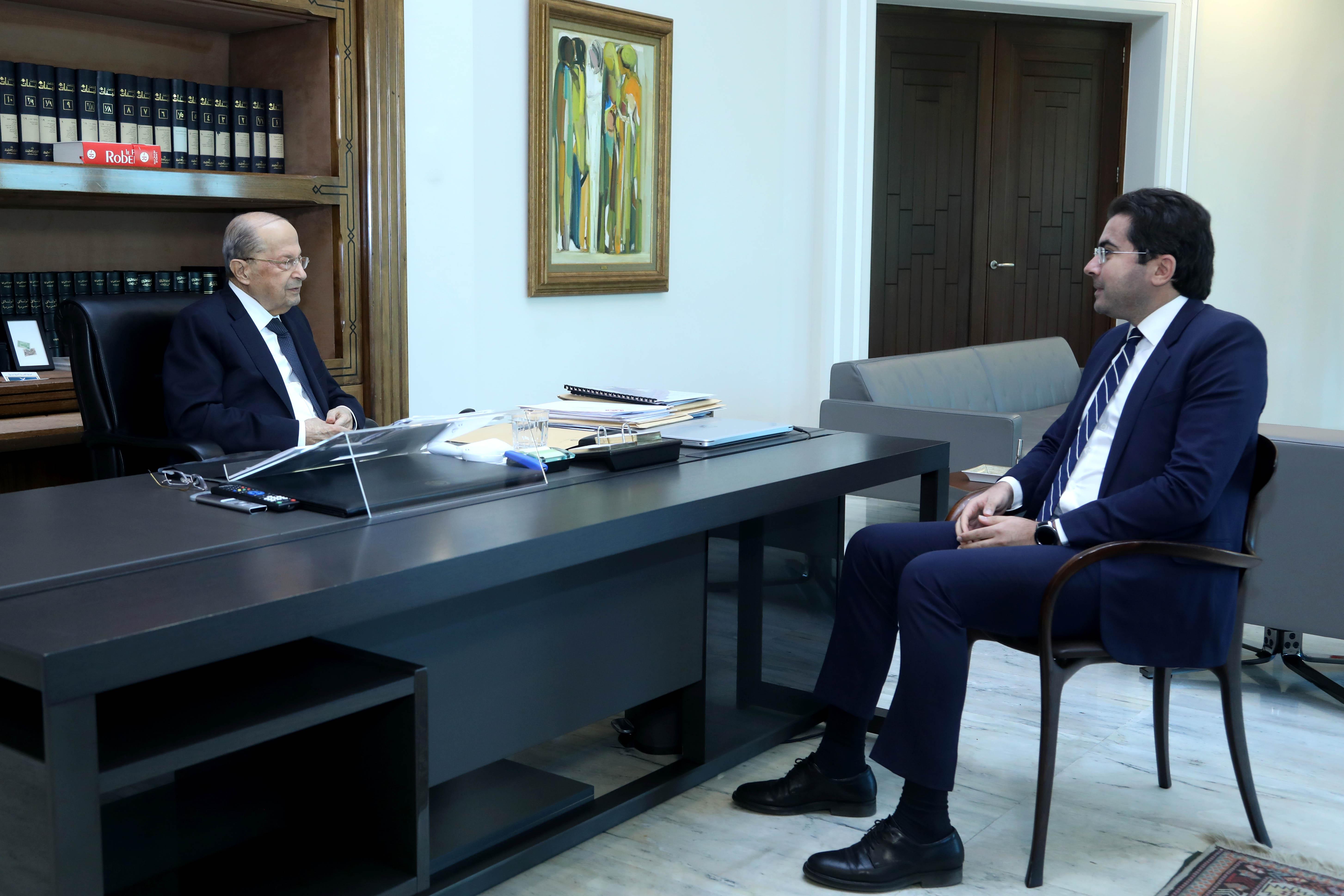 1 - MP Salim Khoury