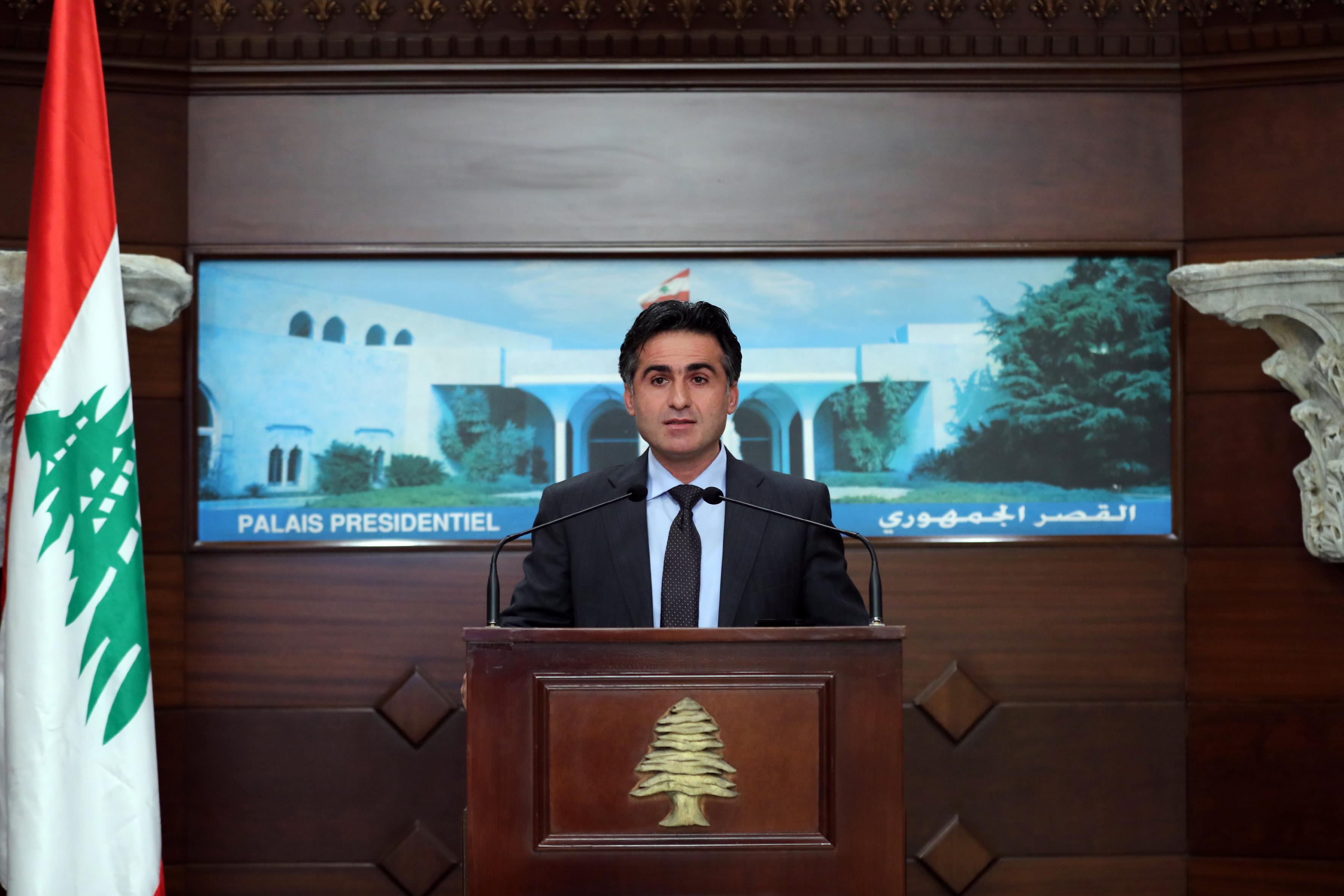 4 - Min. of Public Works & Transport Ali Hamiye