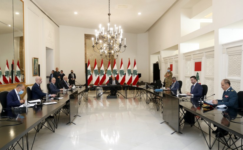 4 - Supreme Council of Defense