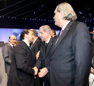 Pr Minister Saad Hariri Attends the 14 of February Memoriol 18