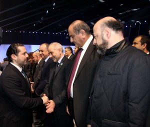 Pr Minister Saad Hariri Attends the 14 of February Memoriol 19