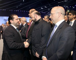 Pr Minister Saad Hariri Attends the 14 of February Memoriol 20
