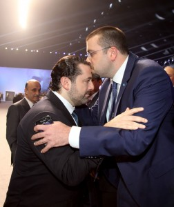 Pr Minister Saad Hariri Attends the 14 of February Memoriol 21