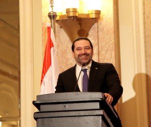 Pr Minister Saad Hariri Attneds the Lebanese Egyptian Forum 2
