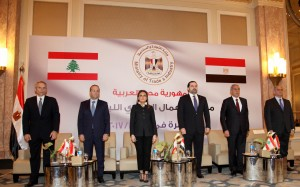 Pr Minister Saad Hariri Attneds the Lebanese Egyptian Forum 8