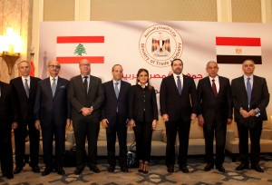 Pr Minister Saad Hariri Attneds the Lebanese Egyptian Forum