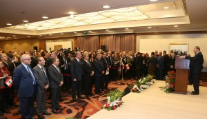 Reception Held By The Lebanese Embassy in Jordan in Honors of President Michel Aoun 5
