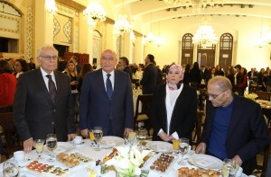 Mr Fouad Fleifel Honors Mrs Mirvat Itani at the Grand Serail 7