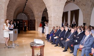 Pr Minister Saad Hariri Attends a Canference at the Grand Serail 3