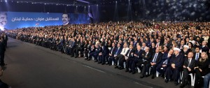 Pr Minister Saad Hariri Attends the Memorial of Pr Minister Rafic Hariri at Biel 12