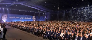 Pr Minister Saad Hariri Attends the Memorial of Pr Minister Rafic Hariri at Biel 14