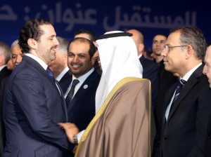 Pr Minister Saad Hariri Attends the Memorial of Pr Minister Rafic Hariri at Biel 20