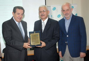 Lecture for Minister Boutrs Hareb at Lebanese University 3