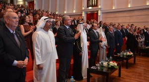Minister Nouhad el Machnouk Celebrating the Independence Day at Abu Dhabi 3