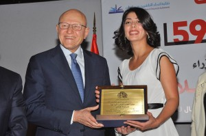 Pr Minister Tammam Salam Inaugurates the Arab Book Fair at Biel 7