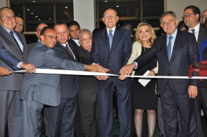 Pr Minister Tammam Salam Inaugurates the Arab Book Fair at Biel