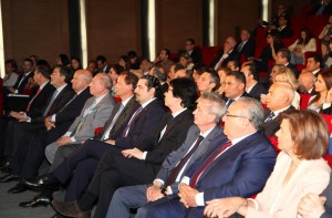 Former Pr Minister Saad Hariri Inaugurates the Rafic Hariri Building at ESA 3