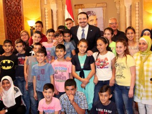 Iftar Hosted By Former Pr Minister Saad Hariri in Honors of Relegion men 7