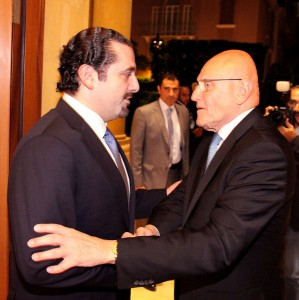 Iftar Hosted By Former Pr Minister Saad Hariri in Honors of Relegion men 8