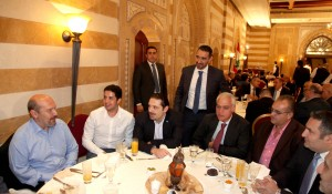 Iftar Hosted By Pr Minister Saad Hariri in Honours of Beirut Families 1