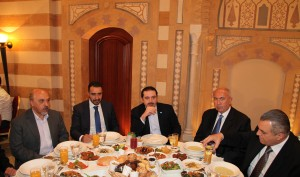 Iftar Hosted By Pr Minister Saad Hariri in Honours of Beirut Families 2