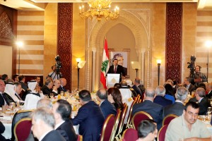 Iftar Hosted by Former Pr Minister Saad Hariri in Honors of Ambassadors 1
