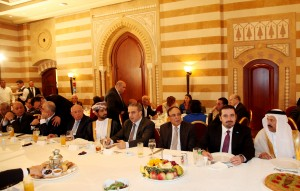 Iftar Hosted by Former Pr Minister Saad Hariri in Honors of Ambassadors 6