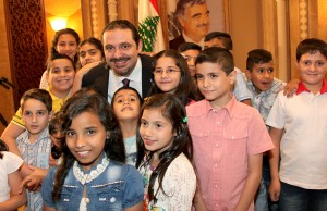 Iftar Hosted by Former Pr Minister Saad Hariri in Honors of Ambassadors 7