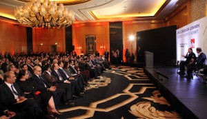 Lecture for Pr Minster Saad Hariri at Four Season Hotel2