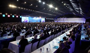 Pr Minister Designated Saad Hariri Inaugurates Future Party Conference 13