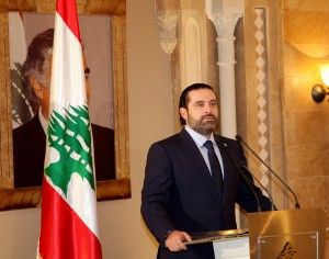 Press Conference for Former Pr Minister Saad Hariri (2)