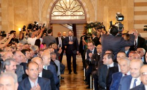 Press Conference for Former Pr Minister Saad Hariri 6 (1)