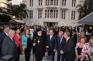Celebration upon the occasion of the inauguration of Nicolas Sursoq Museum 2