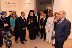 Celebration upon the occasion of the inauguration of Nicolas Sursoq Museum 3