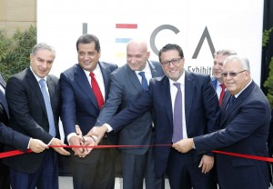Exhibitions and Conferences Association Organizers Inaugurate The Opening of its Offices Ceremony in BIEL 1
