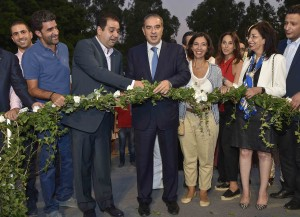 Beirut Restaurants Festival Under the Patronage of Minister Michel Pharaon at Train Station Mar Mkhayel  4