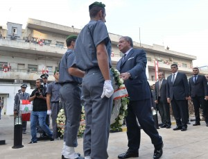 Commemoration Ceremony in Memory of Wissam El Hassan  3