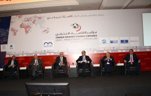 Conferece on Lebanese Emigrants Economic at Phoenicia Hotel  1
