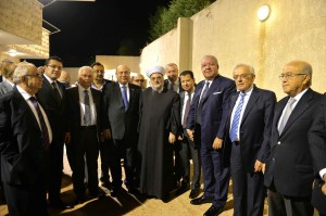 Diner Hosted By Bachar Chbaro in Honors of Minister Nouhad El Machnouk 4