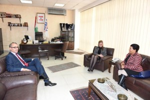 Director of Tunis Afrique Presse Tours at The National News Agency 2