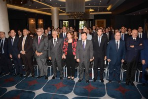 Distribution of the Lebanese Franchise Award's Evaluators at Bristol Hotel   2