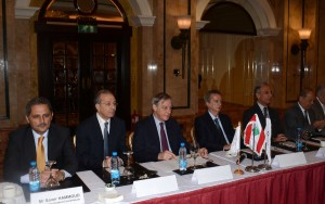 Dr Riyad Salemeh Inaugurates a Conference on Good Management of the Bank's Administrative Council at Phoenicia Hotel 2