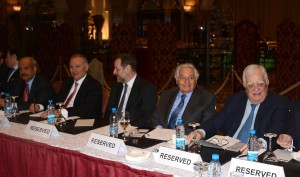 Dr Riyad Salemeh Inaugurates a Conference on Good Management of the Bank's Administrative Council at Phoenicia Hotel 3