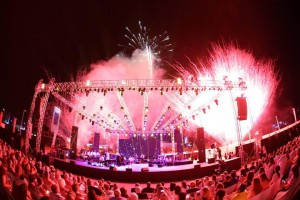 Inauguration of Dbayeh International Festivals 2