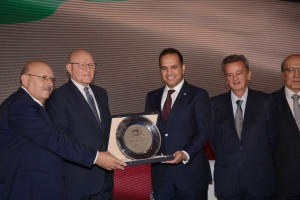 Inauguration of The 20th Annual Arab Banking Office at Phoenicia Hotel  10